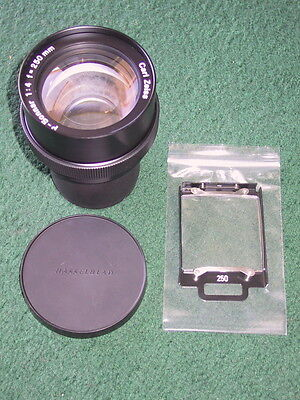 Hasselblad 250mm Lens for PCP-80 Slide Projector - for long distance projection