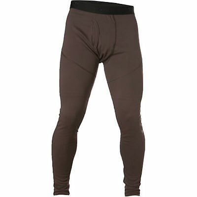 Stoic Thermals Mens Large 150 Bottom/Pants Polartec PowerDry Hiking Camping Warm
