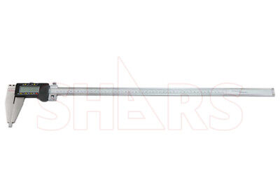 "SHARS 24"" Heavy Duty Long Jaw Electronic Digital Caliper"