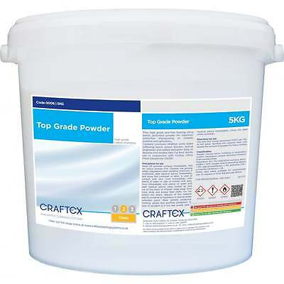 5kg Craftex Top Grade Concentrated Carpet Cleaning Fragranced Powder Shampoo