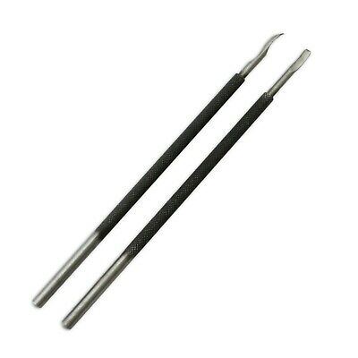 Watchmakers lever type Watch hands removers replace tool repair set of 2