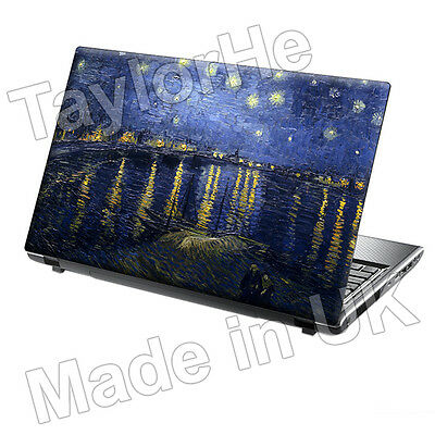 "15.6"" TaylorHe Laptop Vinyl Skin Sticker Decal Protection Cover 1164"