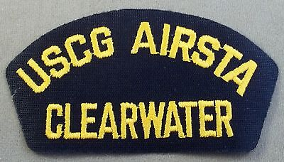 USCG - Coast Guard Air Station Clearwater Florida Cap Patch