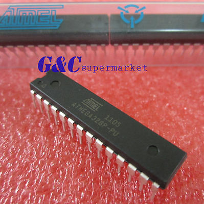 1PCS  ATMEGA328P-PU DIP-20  Microcontroller With ARDUINO UNO Bootloader NEW