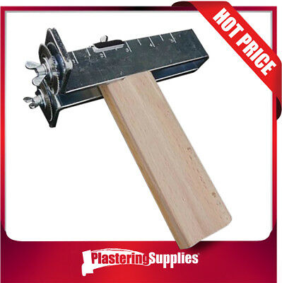 Plasterboard Stripper    Cuts Plaster Easily And Safely 15240