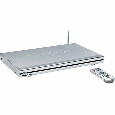 For Region 2 DISK ONLY-New D-Link MediaLounge Wireless Media DVD Player DSM320RD