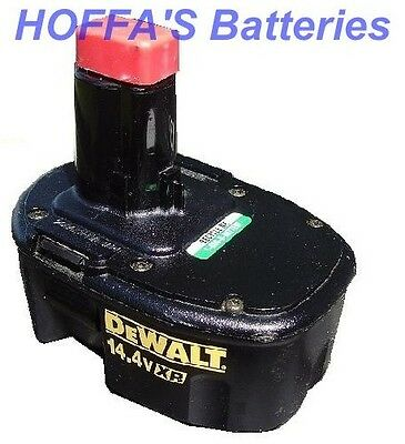 WE REBUILD ALL DEWALT 14.4 VOLT Batteries DW9091 14v