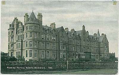 Vintage Postcard: Gb -   North Berwick