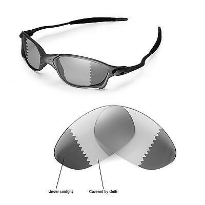 643d33c10d New Walleva Polarized Transition Photochromic Lenses For Oakley X Metal XX