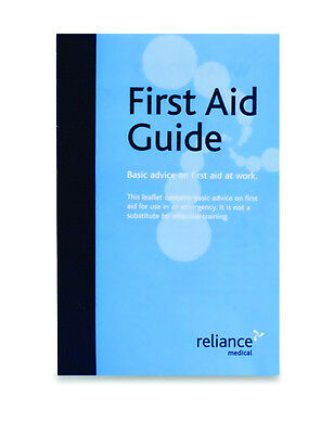 First Aid Guidance Leaflet - (5GM000001)