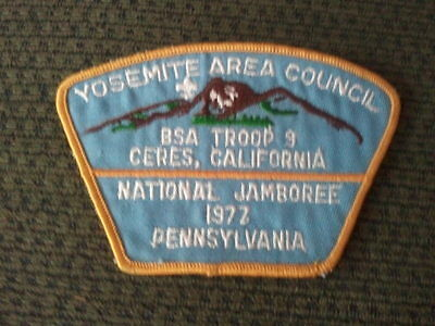 1977 JSP  Yosemite Council