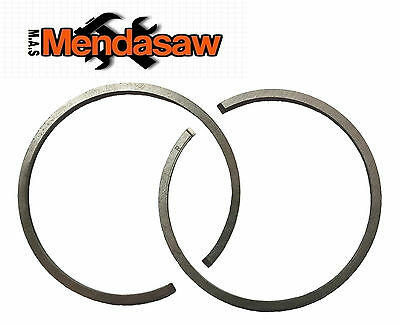 SPARE PARTS FOR PARTNER K650 ACTIVE PISTON RINGS 1 PAIR 50mm DIAMETER