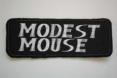 Modest Mouse Sewn Patch (SP1148) Rock Jimmy Eat World Pixies