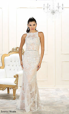 Sale ! Plus Size Evening Gowns Formal Pageant Church Dress Mother Of Bride Groom