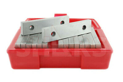 "1/2"" Steel Parallel  Set 8 Pr Parallels .0002"" Hardened"