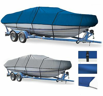 BOAT COVER FITS Sea Ray 17 BR Seville 1983 1984 1985 1986 1987 TRAILERABLE