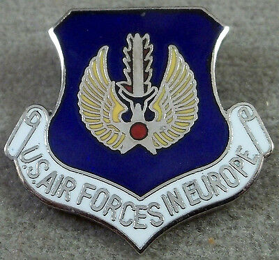 US Air Forces In Europe Pin / Clutchback / Style B