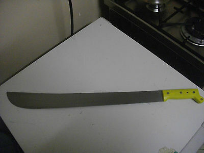 machete servival  68 cm long  thats a blade full tang blade clearance sale