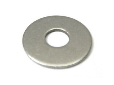 M12 (12mm) x 40mm BZP PENNY MUDGUARD REPAIR WASHERS - Pack of 10