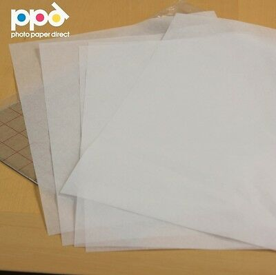 PPD Silicon Paper For Transfer Paper Pack Of 5