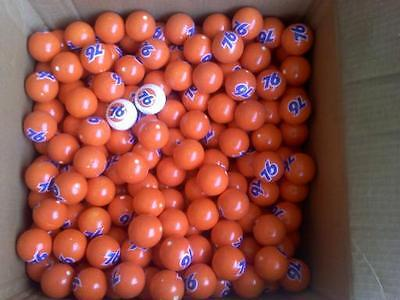 76 Unocal balls (Orange) As shown. (25 Ball is per order) 76 ANTENNA BALLS