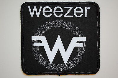 Weezer Sewn Patch (SP1156) Rock