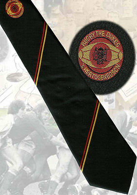 Hertogenbosch 'dukes' Rugby Club, Holland Rugby Tie