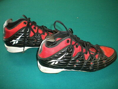 MO VAUGHN Game Used Cleats RED SOX ANGELS METS