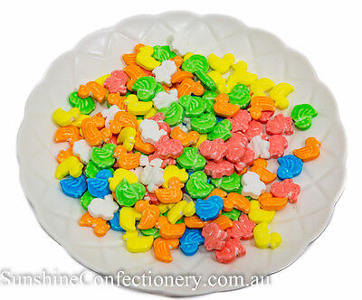 CANDY ANIMAL LOLLIES - 370 grams