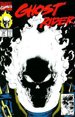 Ghost Rider (1990) 15 NM warehouse find CBX42