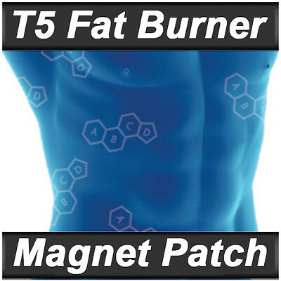 T5 Fat Burner Patch -Strongest Weight Loss Diet Slimming Innovation -No Pills!