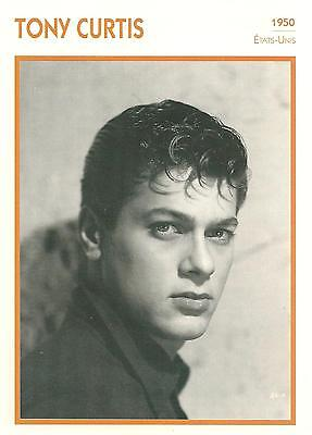 Fiche Cinema - Tony Curtis