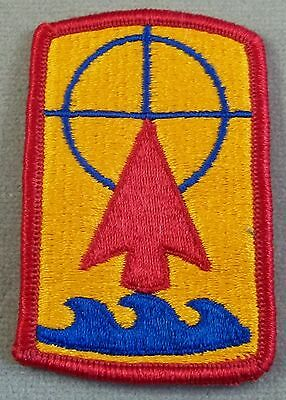 US Army 57th Field Artillery Brigade Full Color Merrowed Edge Patch