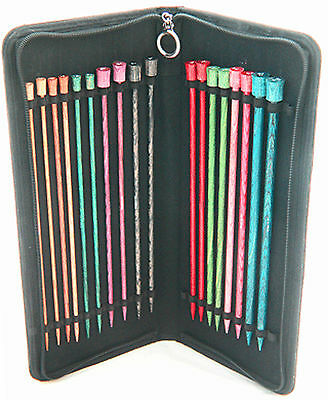 "Knitter's Pride Dreamz 10"" Single Pointed Knitting Needle Set"