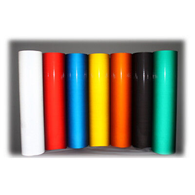 Assorted Reflective Vinyl Sizes, Visibility Vinyl Use For Car And Cutter Plotter