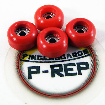 CNC Lathed Bearing Wheels for wooden fingerboard Coffee Peoples Republic
