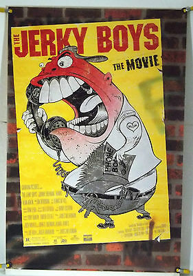 The Jerky Boys Ds Rolled Orig 1Sh Movie Poster (1995)