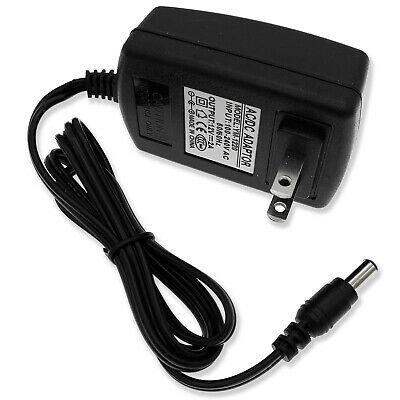 New 12V AC DC Power Adapter for SYS1298-1812L-​C Simpletech Pro Drive Enclosure