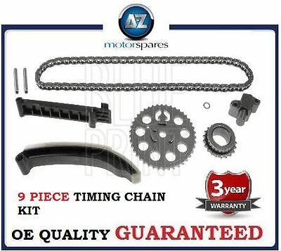 FOR SMART ROADSTER 0.7i TURBO 2002-12/2004 NEW TIMING CHAIN KIT COMPLETE