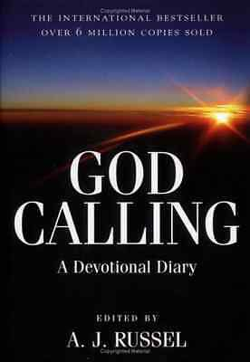 God Calling: A Devotional Diary - Hardcover NEW Russell, A.J. 2005