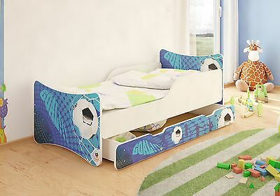 Best For Kids Kinderbett Bett 7 Designs & Schublade Matratze Lattenrost