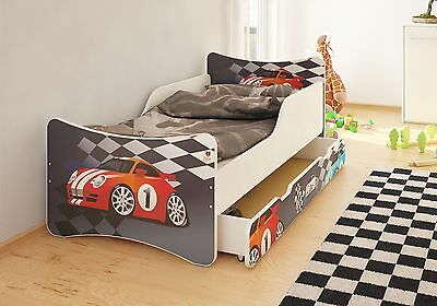 Best For Kids Kinderbett Jugendbett Juniorbett Schublade Matratze Lattenrost