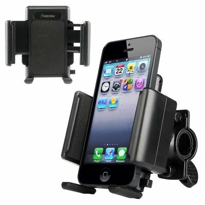 Bike Bicycle Handlebar Mount Cell Phone Cradle Holder For iPhone X 8 7 Plus 5 5G