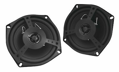 Show Chrome 2-Way Speaker Kit fits Honda GL1800 Gold Wing 2001-2010 (13-102)