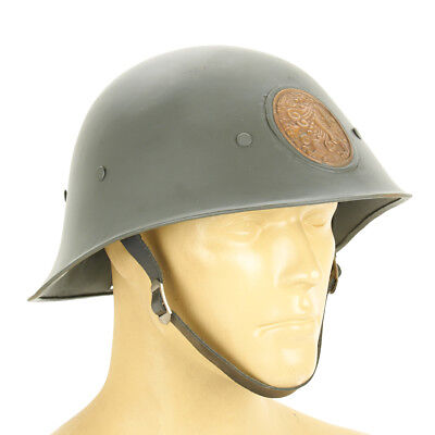 Dutch WWII Model 1934 Steel Helmet