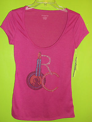 NWT Women/'s Rocawear Purple Multi-Color Stoned Design Small Medium Large X-Large