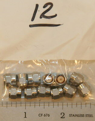 (12) SMA(Male) Terminations Inmet 3016A