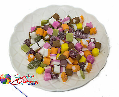 DOLLY MIXTURE - 370 gm  - Made in UK