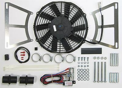 Revotec Electronic Cooling Fan Conversion Kit MGB 1962-70 (B-MGB62-70)