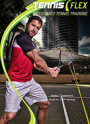 Topspin Tennis Training Aid by Janko Tipsarevic
